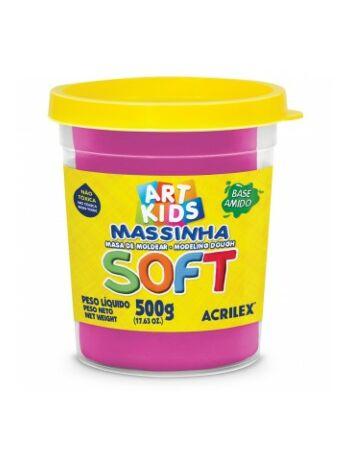MASSA DE MD SOFT 500G ACRIL 7350 107 MAR