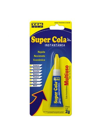 COLA TEK BOND SUPER 2G BLISTER