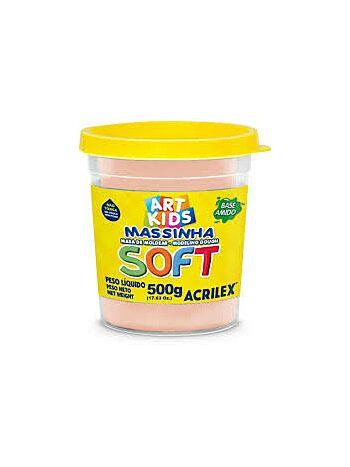MASSA DE MD SOFT 500G ACRIL 7350 538 PEL