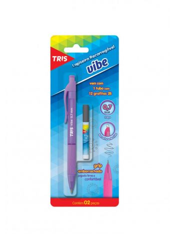 LAPISEIRA TRIS 0.7 VIBE GRIP BL 684680