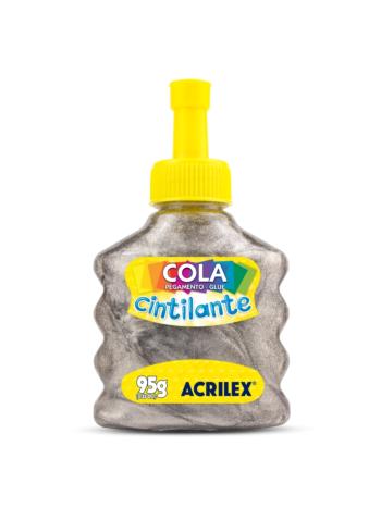 COLA CINTILANTE ACRILEX 95G 2595 533 PRA