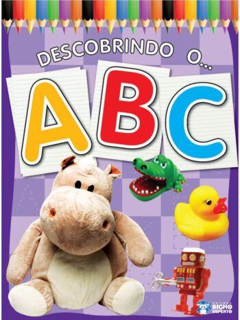 LIVRO BICHO ESPERTO DESCOB O ABC