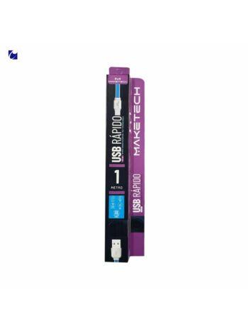 CABO USB MAKE TECH TYPE-C 1MT XS-07