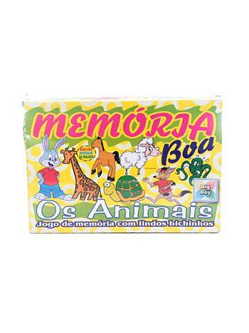 MEMORIA BIG BOY ANIMAIS 28PC 1089