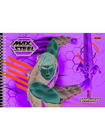 CAD JANDAIA 80F DES CD MAX STEEL 69496