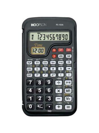 CALCULADORA HOOPSON 10DIG PS-105